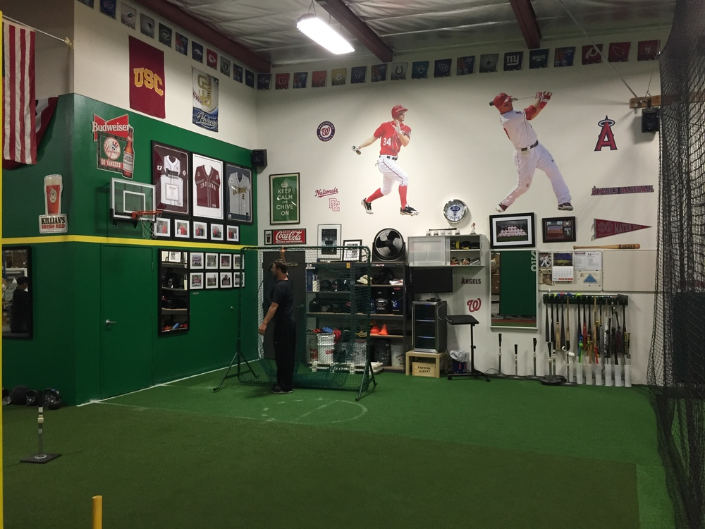 ELITE Hitting Facility