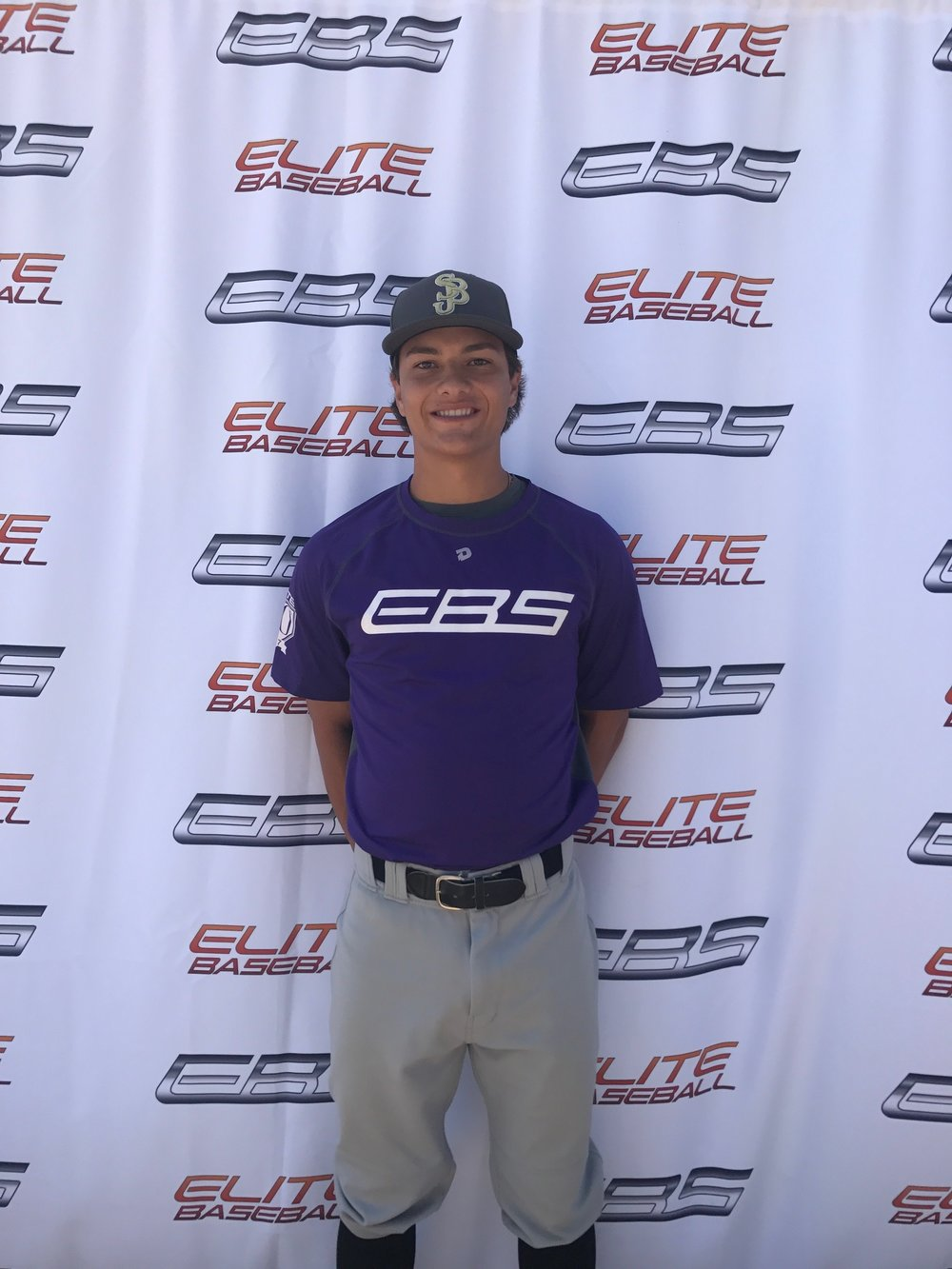 Noah Gomez | 2018 | St. John Bosco | Team California | Abiline Christian