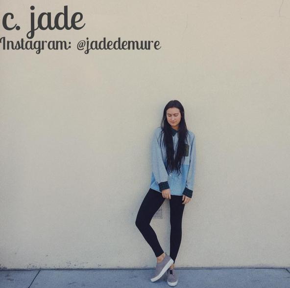 Jade Demure