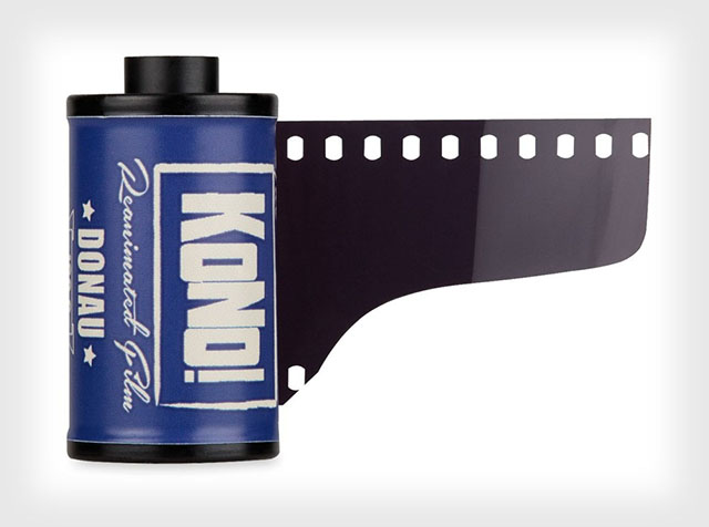 """New"" Lomography Kono film."