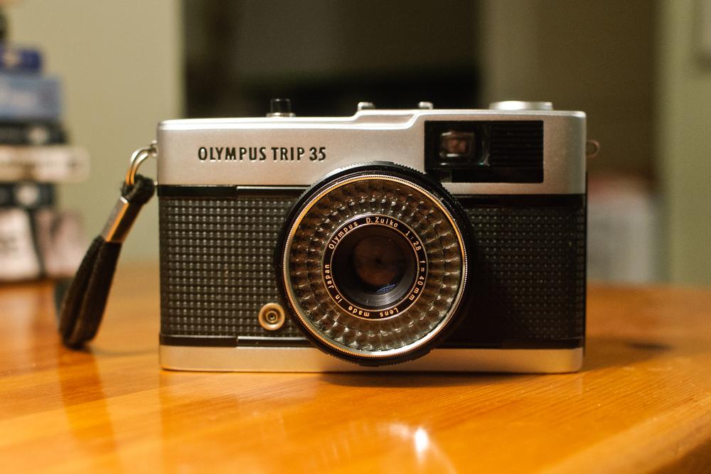 Olympus Trip 35