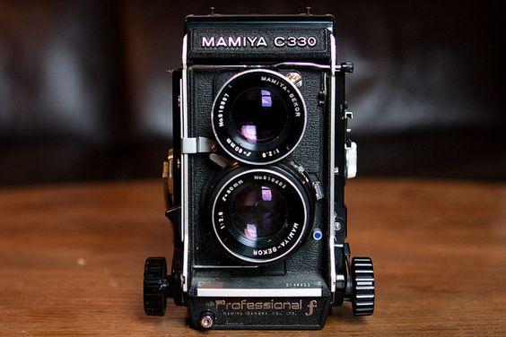 Mamiya C330 TLR