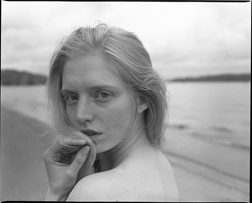 Photographed with a Mamiya RZ67 and Ilford FP4 film.