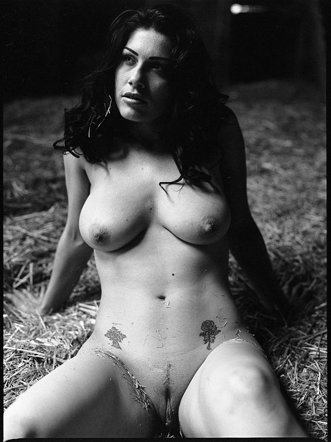 KodakTri-X Nude