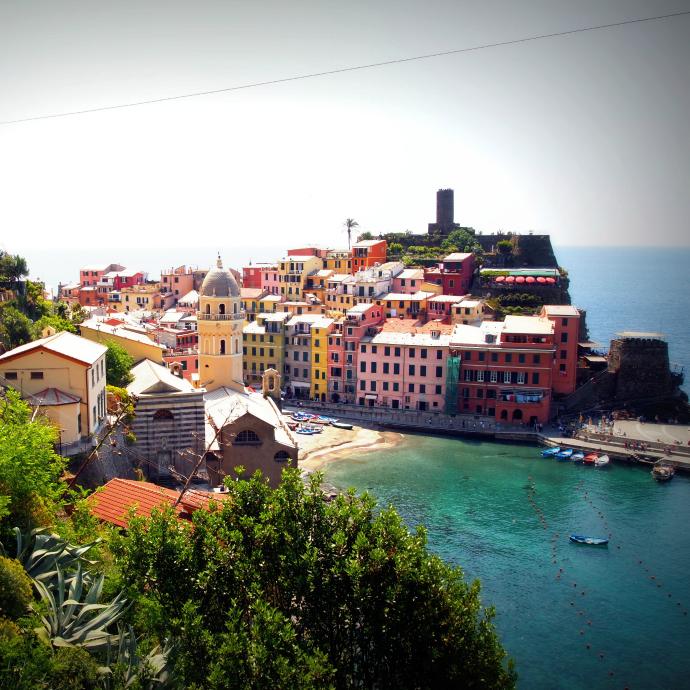 Cinque Terre, Italy - May 2011