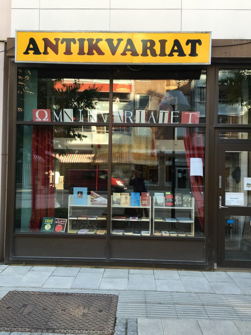 Omnikvariatet, Uppsala