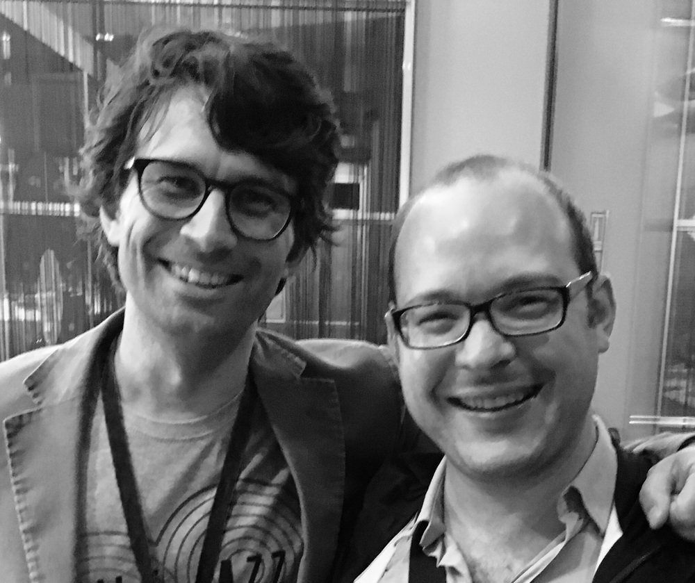 Alessandro Fedrigo and Samuel Blaser