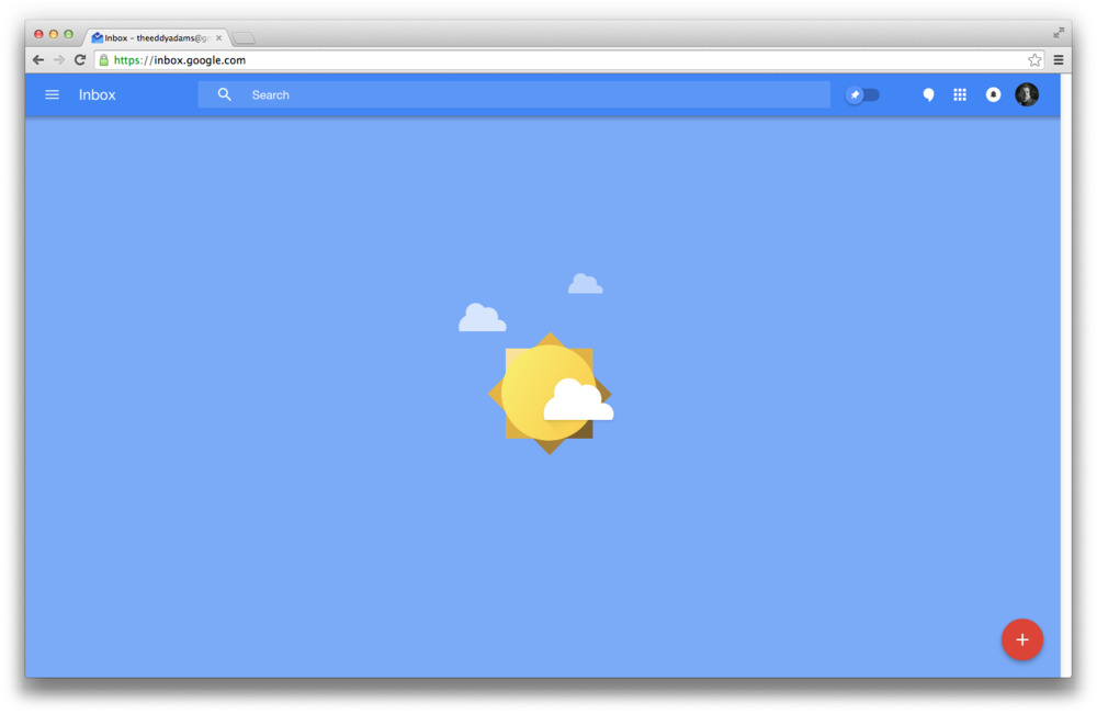 Aah, the zero inbox. Google's new email approach, Google Inbox, really promotes proper email archiving.