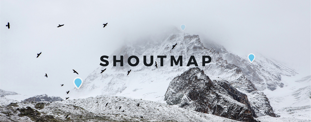 Shoutmap is coming.