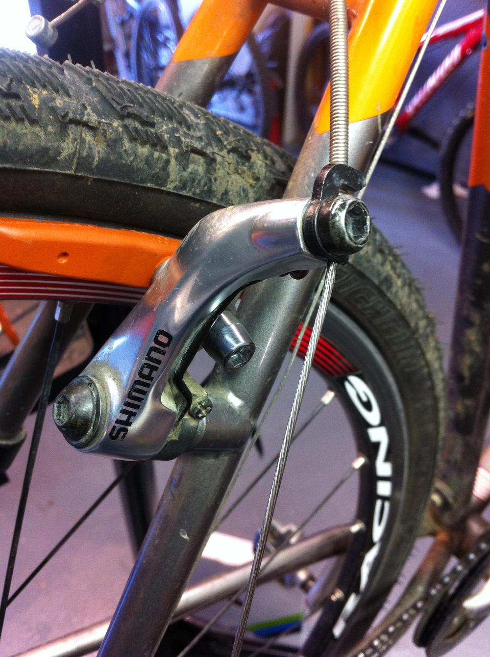 cyclocross brakes