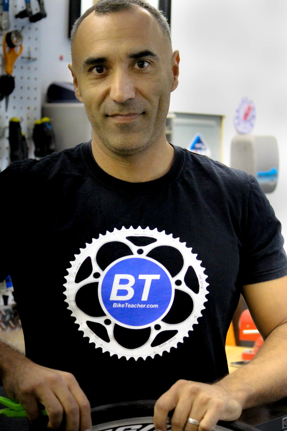 Bicycle Mechanic Instructor, Owner