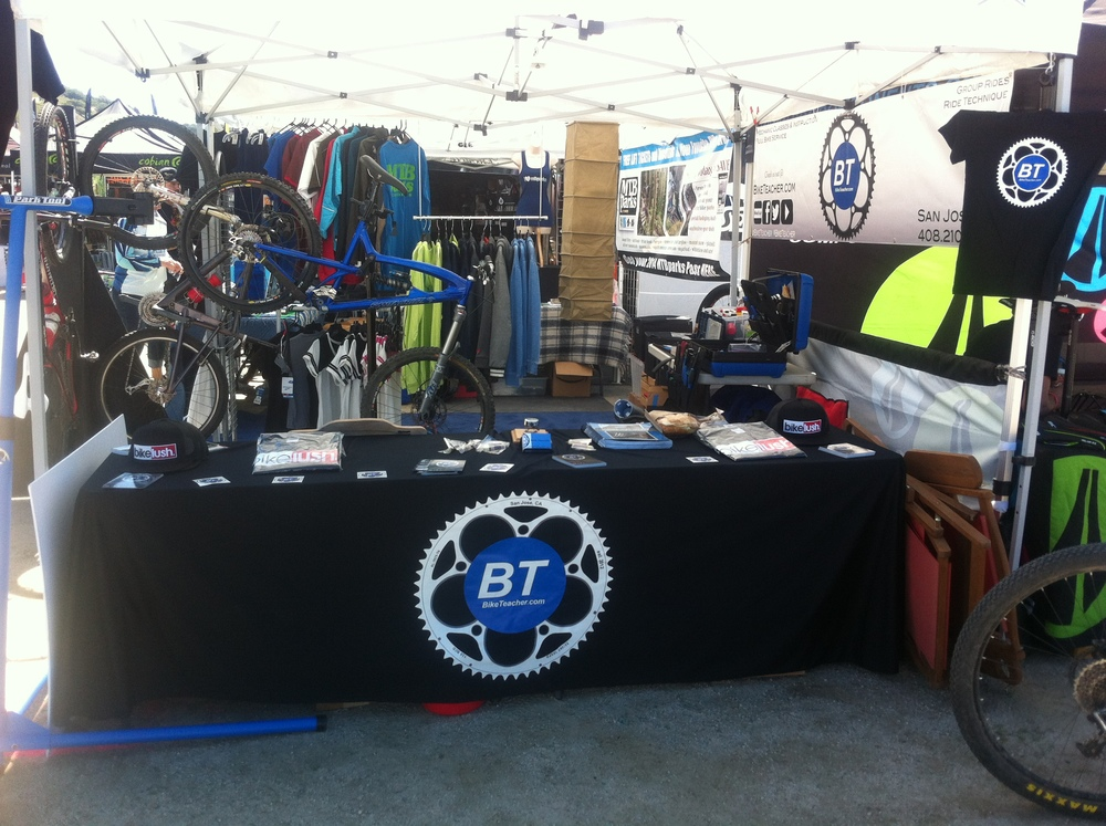 Sea Otter Classic Bike Teacher Event