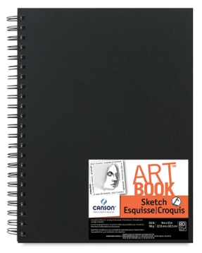 Click here to order this sketchbook