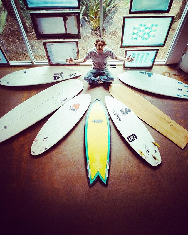 Summer time options @cisurfboards 📷 @_taylorcurran