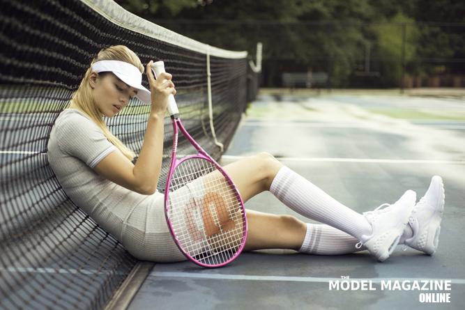 The Model Magazine