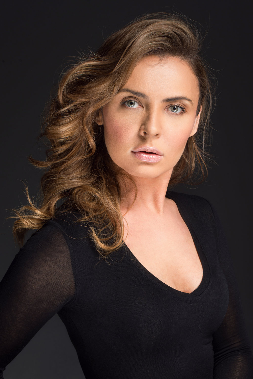 Model: Justyna Krolkiewicz  Agency: Salt Models