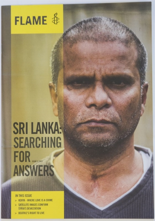 Flame Magazine - Amnesty International NZ