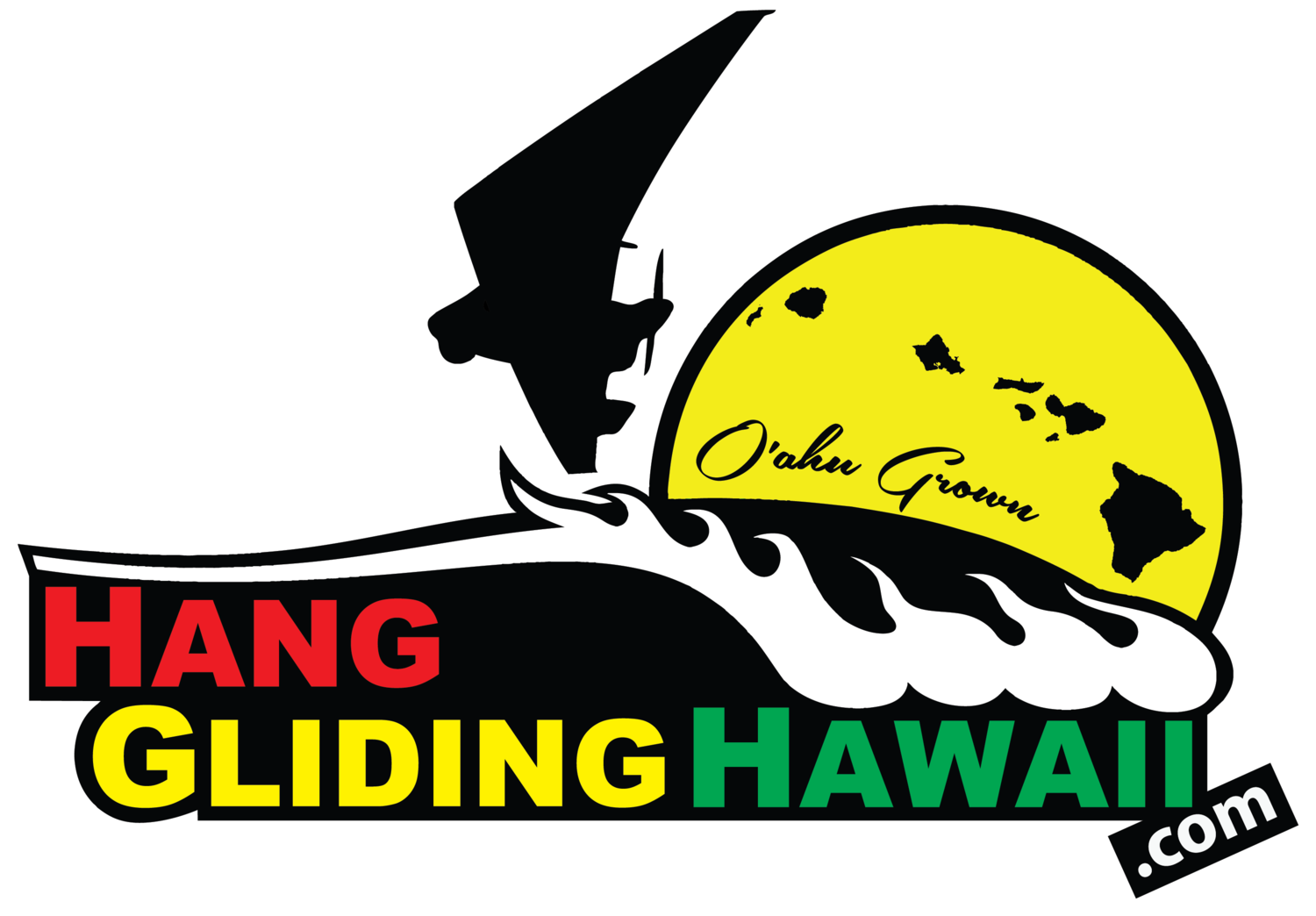 Hang Gliding Hawaii | Oahu's North Shore