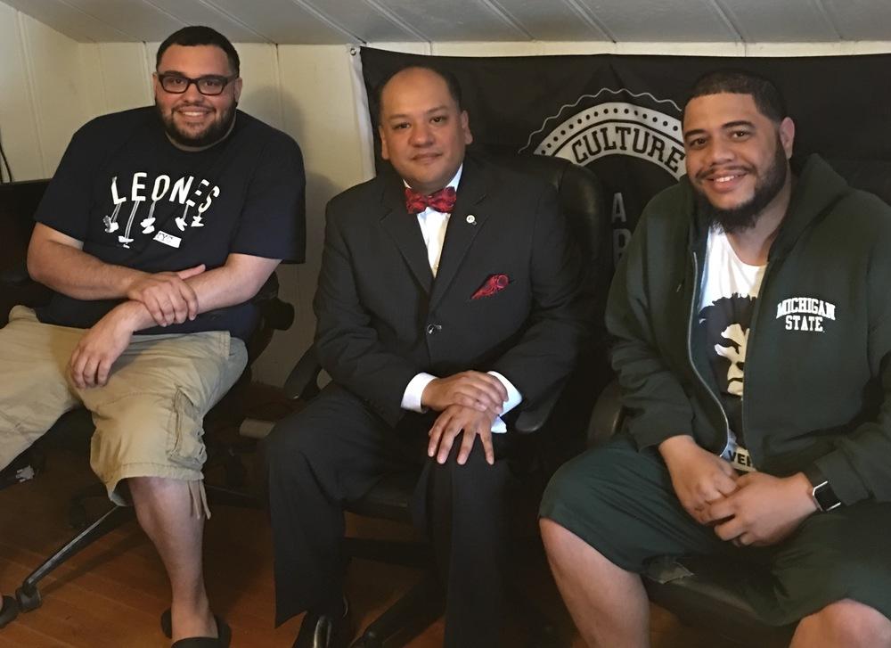 Abel Muhammad Podcast