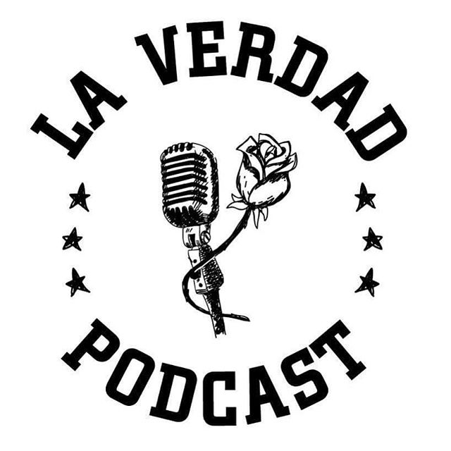 New Podcast Logo Alert!!! As we enter Season 2 of La Verdad Podcast we are happy to unveil our new logo.  Season 2 starts out with a bang! Also, partnership announcement coming soon!! #laverdad #podcast #latino #growth
