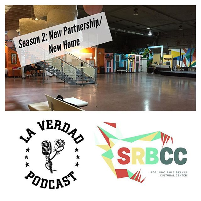 La Verdad Podcast is excited to announce the beginning of a partnership with the Segundo Ruiz Belvis Cultural Center in Chicago.  Sharing the strong fundamentals of Culture and Traditions we will work hand in hand to bring our audiences amazing interviews of talents from around the world.  The center will also become the new studio home of the podcast allowing us to grow and pursue many new goals!  A big thank you goes out to Omar Torres-Kortright, Executive Director of the SRBCC, for his support and belief in our vision.  We look forward to an amazing season of new and exciting shows.  Please check out the SRBCC website at www.srbcc.org and follow them on social media for all of their upcoming events