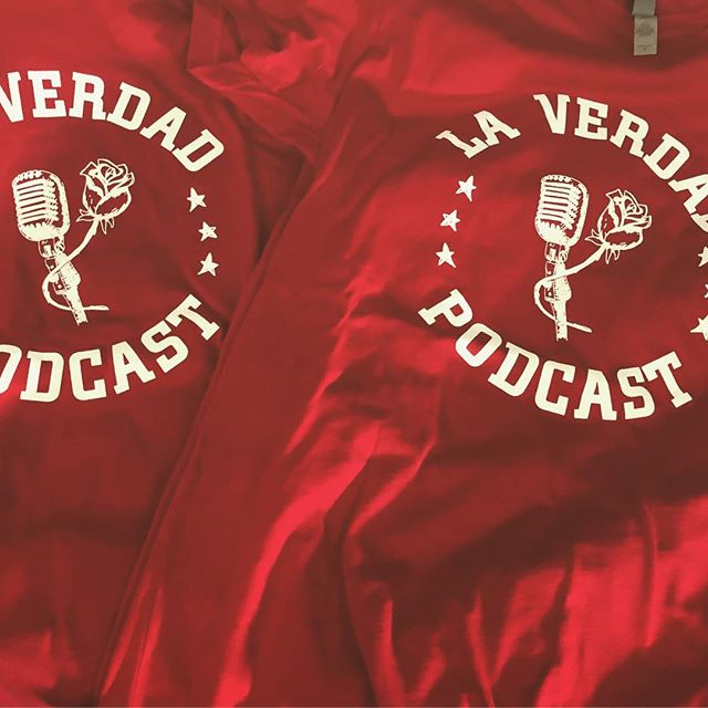 New tees are in for the staff! Shoutout to @chicagotshirtguy for the less than 24hr print!! Hit him up for your printing needs #laverdad #season2