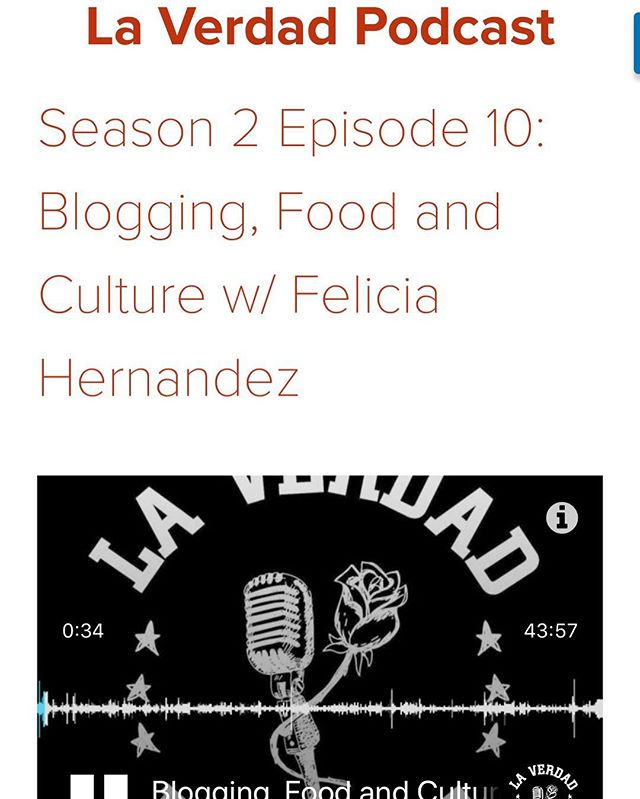New episode is out!  This one features blogger and travel enthusiast @gorditas_way check out the awesome vibes and great conversation we had with her!  LINK IN BIO