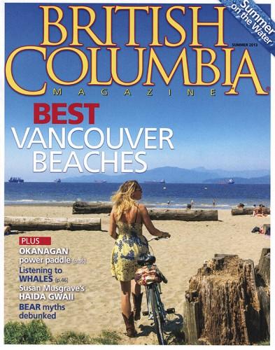 2013-06-01 BC Mag - Beaches