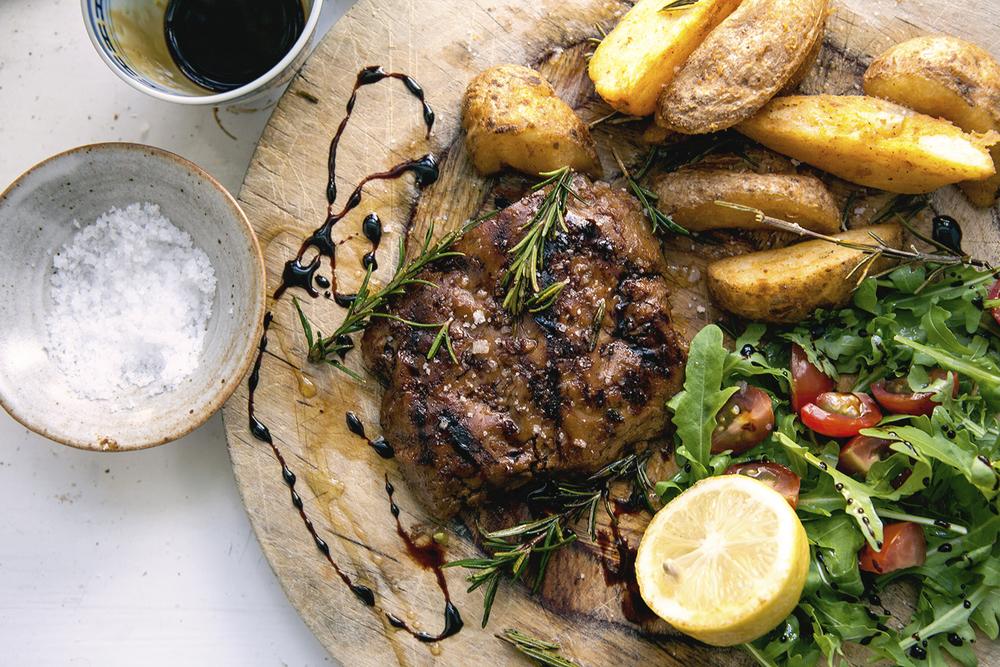 Original Mheat Steak