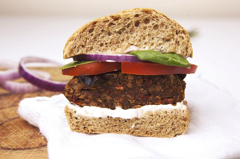 Aromatico Mheat Burger