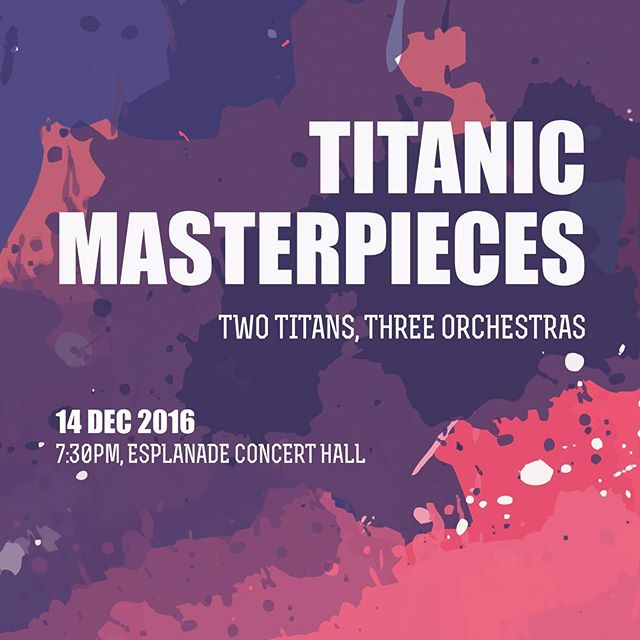 Join OMM, Western Australian Youth Orchestra and @ommsotacamp for a sonic spectacle on 14 Dec! Tickets on sale from SISTIC!