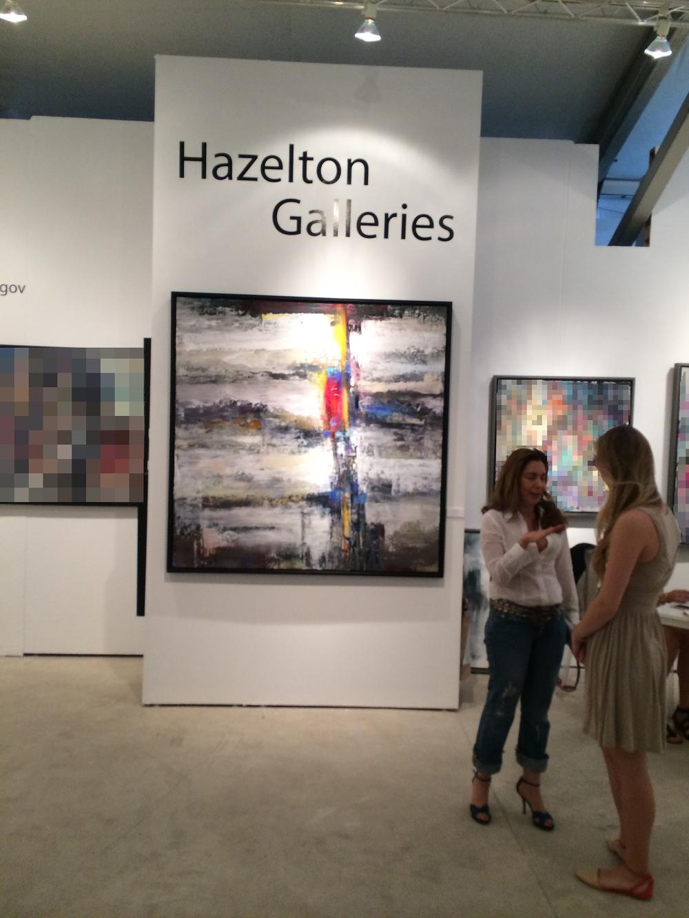 image courtesy of Hazelton Galleries