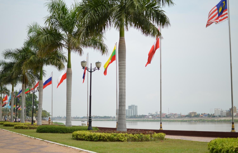 Giving back in .... Phnom Penh