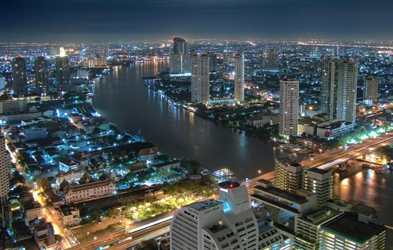 Giving back in... Bangkok