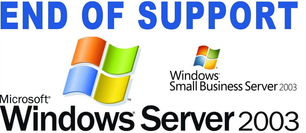 server 2003 end of support