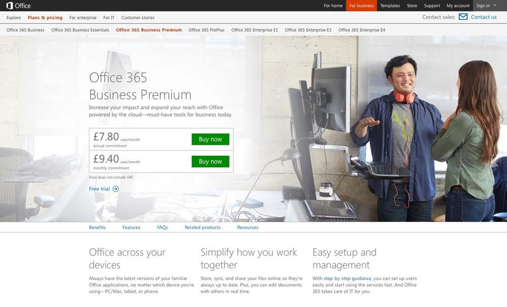 Office Business Premium
