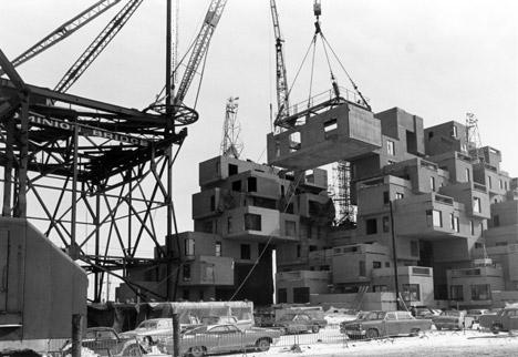 Habitat '67 - Moshe Safdie