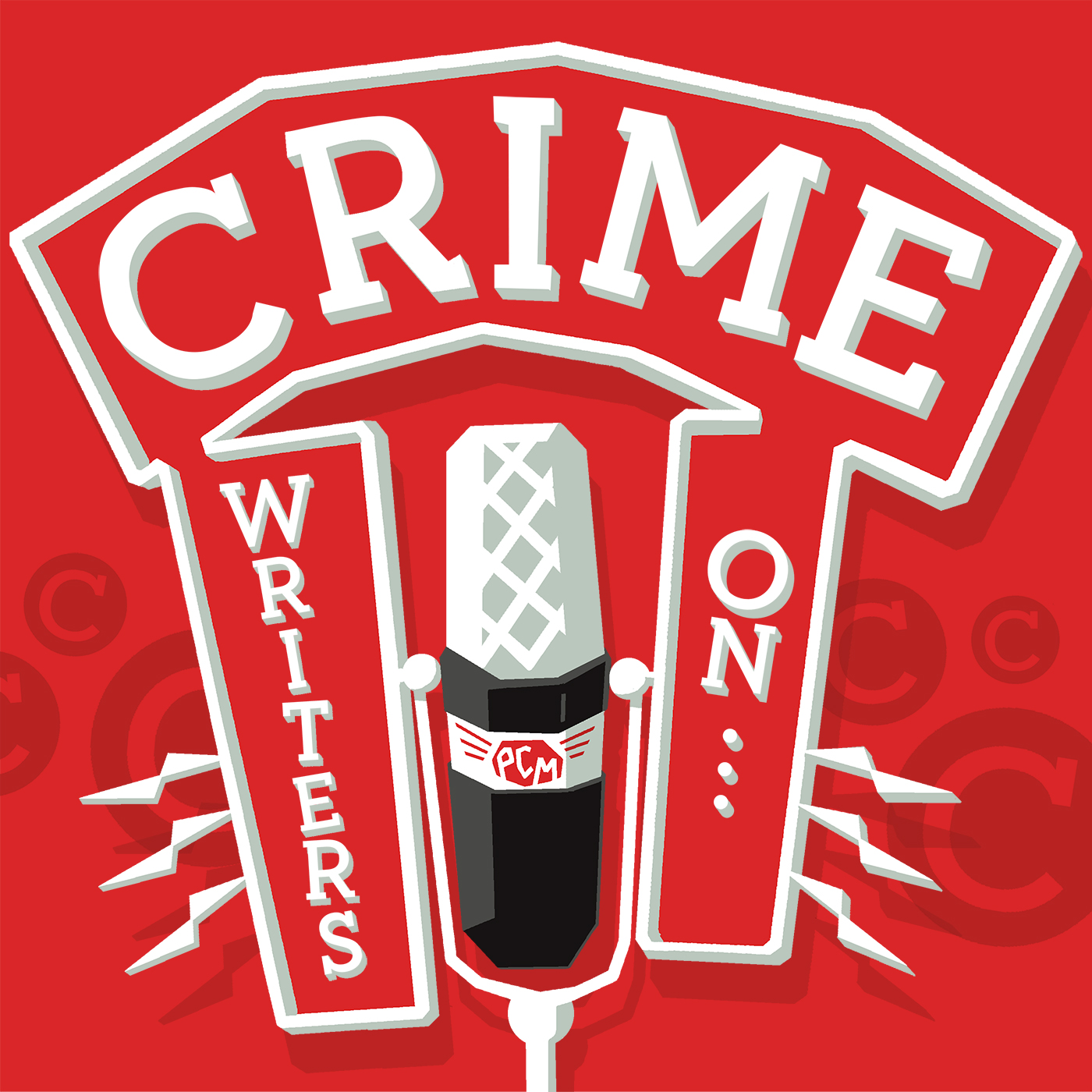 crime writers on serial