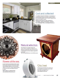 East Coast Living Magazine  - Winter 2013