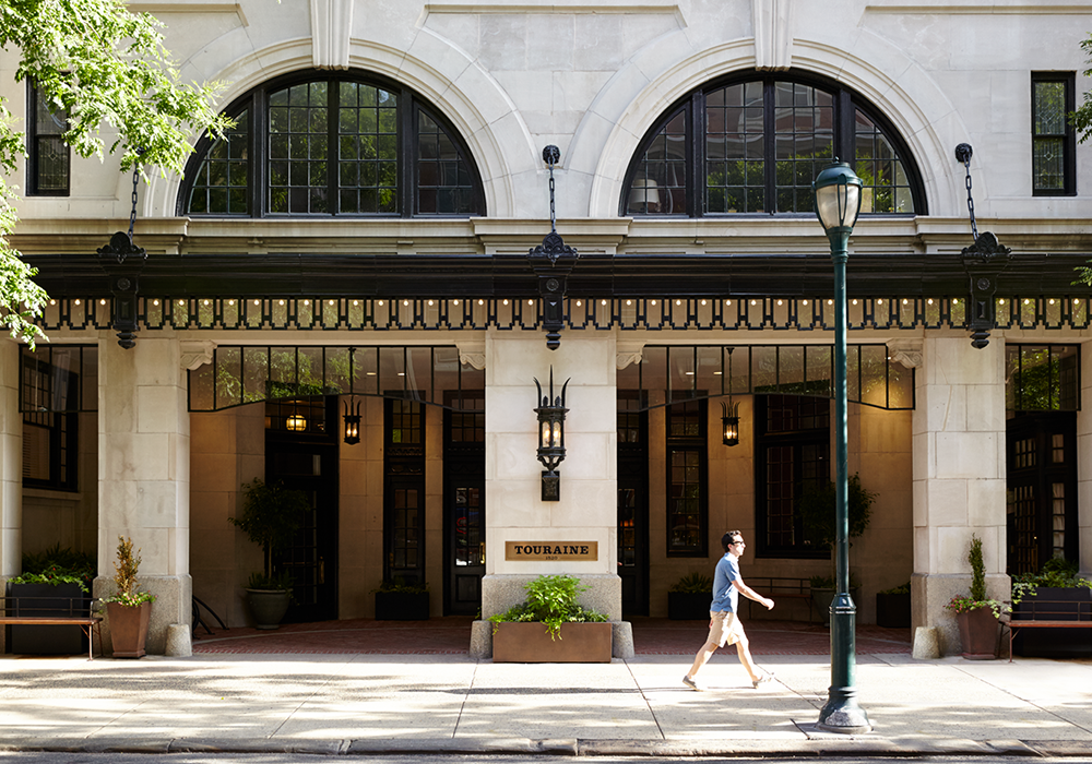 luxury apartments in rittenhouse square