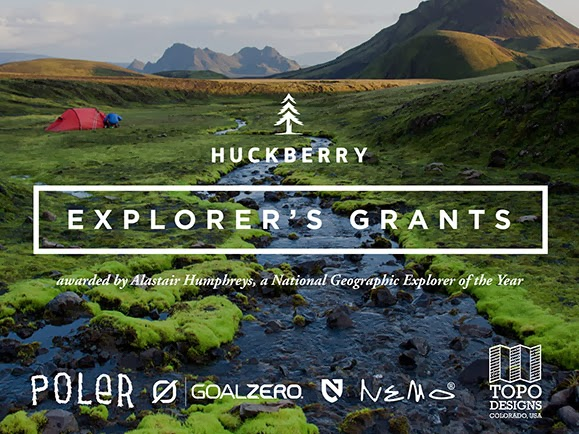 Huckberry Explorer Grant