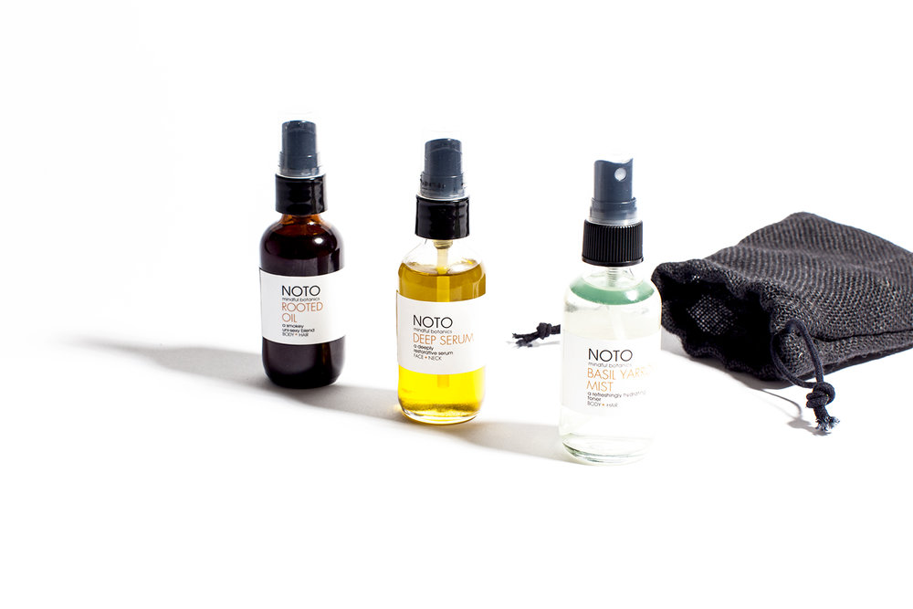 Noto Botanics - The Essentials Kit $125