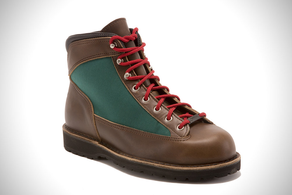 Danner -  Ridge Dark Brown x Topo $380