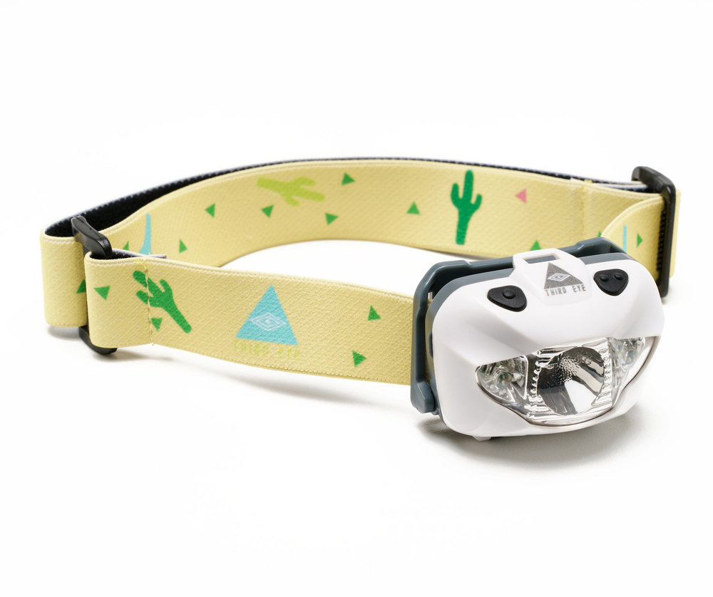 Third Eye Headlamps - Cactus $50
