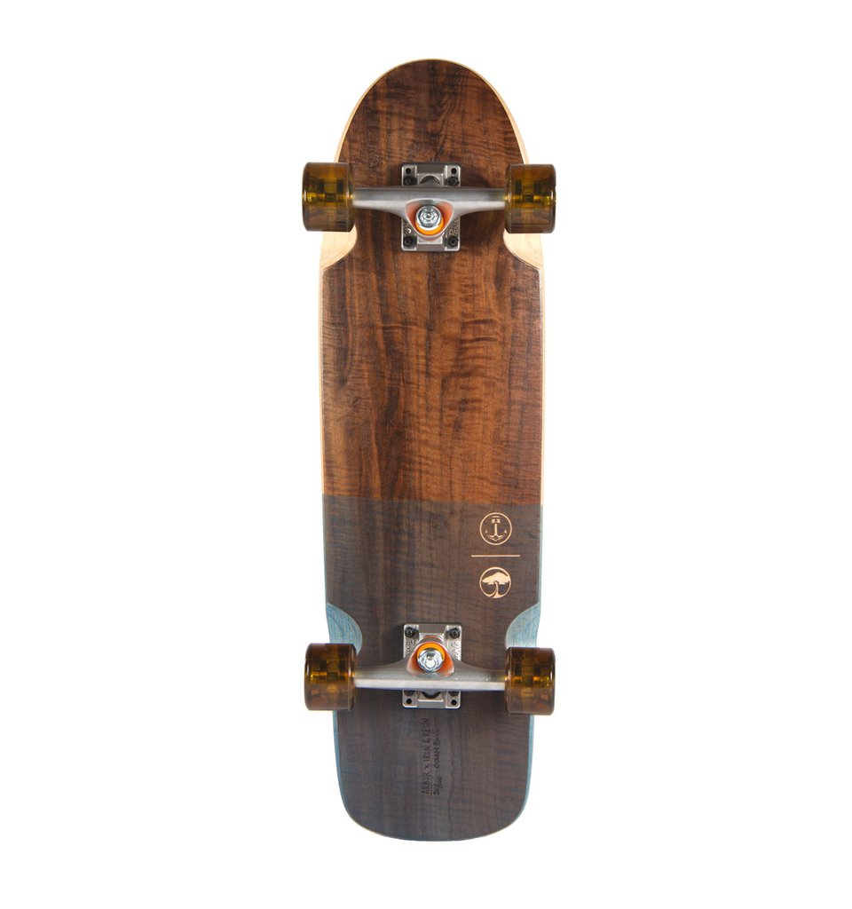 Iron and Resin x Arbor Pilsner - Skateboard $299