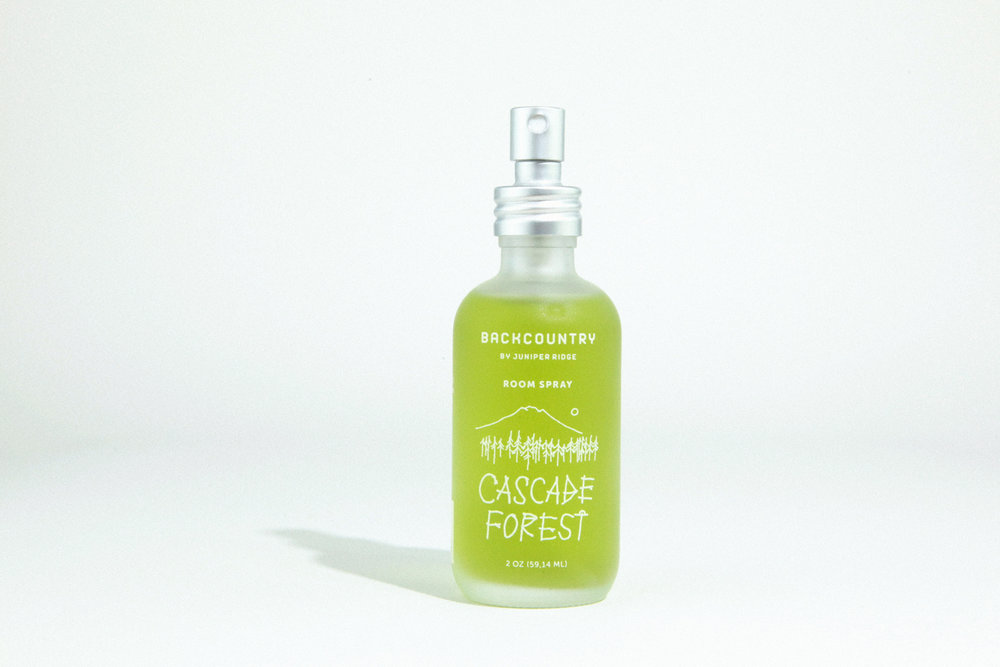 Juniper Ridge - Cascade Forest Room Spray $15