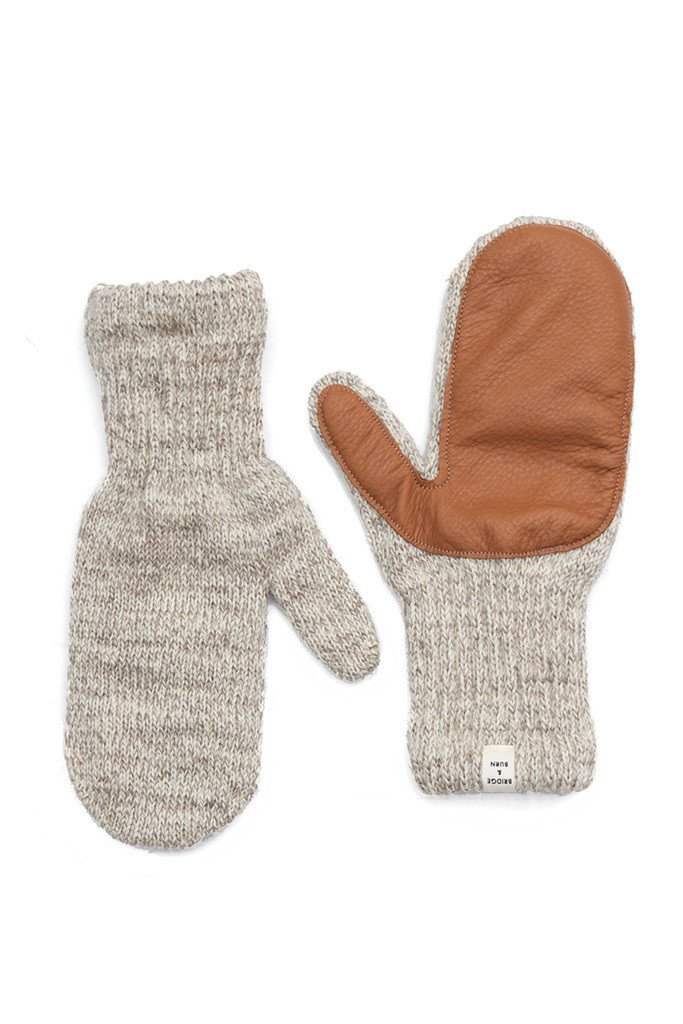 Bridge & Burn - Lined Mitten $48