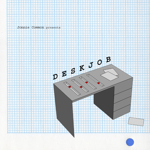 Various Artists Deskjob 2011 CD BUY / LISTEN