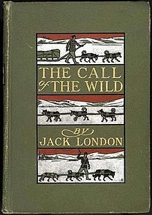 Call of The Wild, first edition (1903)