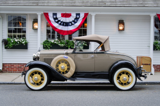 1930 Model A Ford_Mark RogerBailey